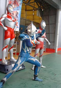 ☆MEMORIES 2006☆ウルトラマンネクサスジュネッスブルー