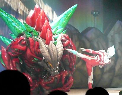 『ウルトラマンライブ2014〜岡山市民会館〜』